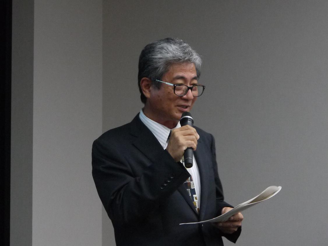 縄スーパーフード玉城昇専務理事