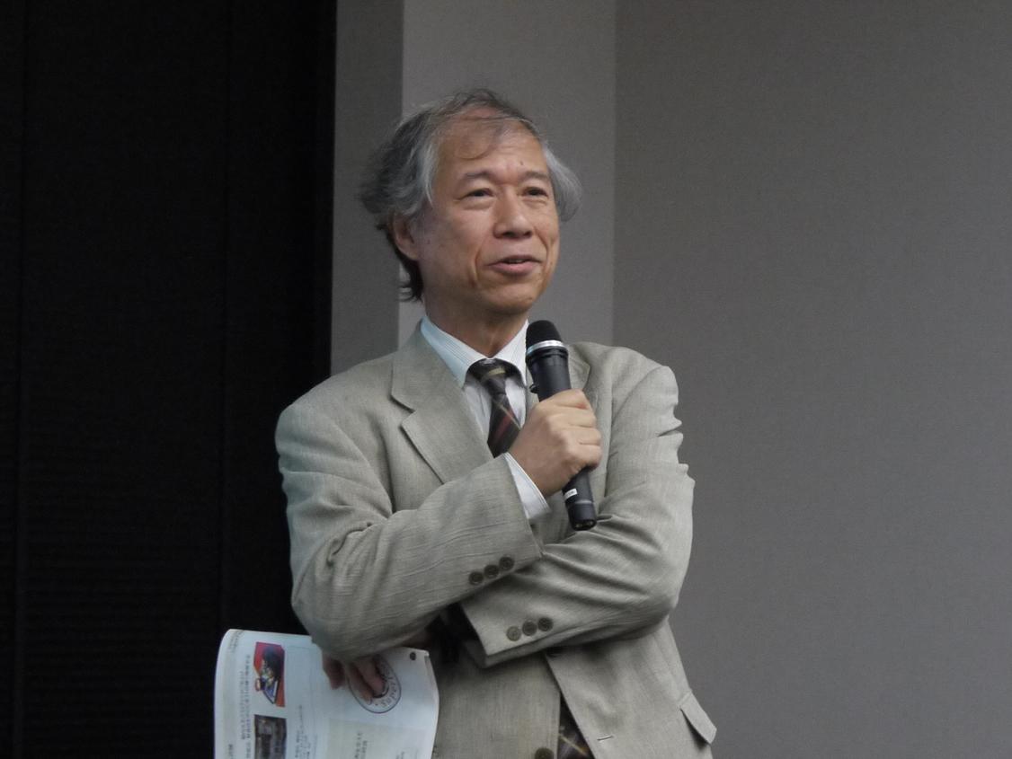 琉球大学等々力英美准教授